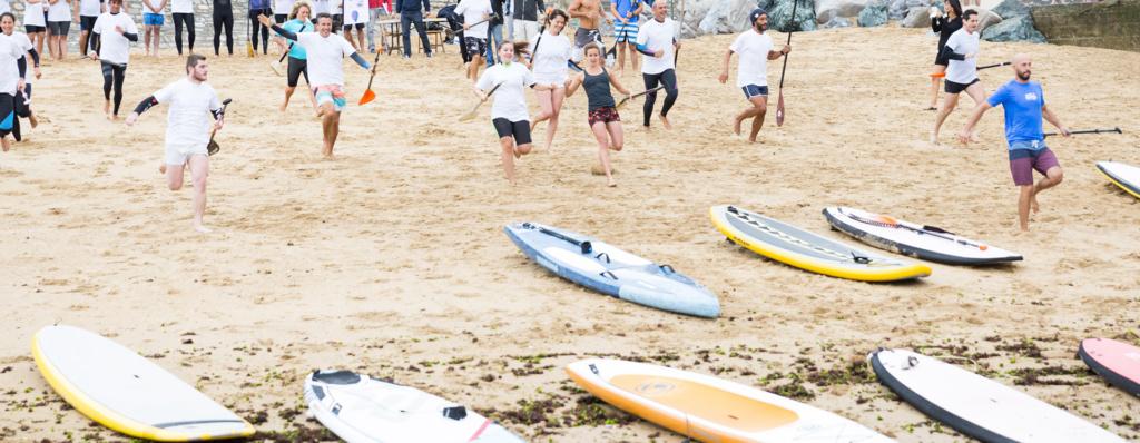 Le Petit Prince d'Angelu organise le Stand Up for Yoann, un raid paddle solidaire pour la lutte contre le cancer
